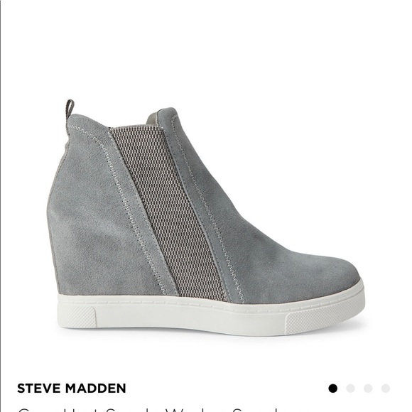 top fashion pre order sale uk Steve Madden Shoes | Sale Wedge Sneakers | Poshmark